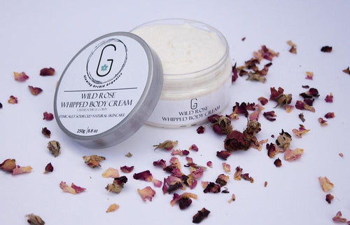 WILD ROSE Whipped Body Cream