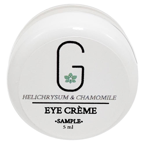 Eye Cream (Sample) - Helichrysum & Chamomile (Firm & Tighten) 5 ml Front