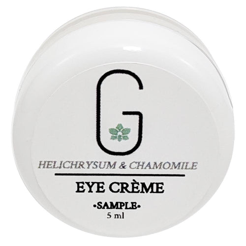 Eye Crème - Helichrysum & Chamomile (Firm & Tighten)