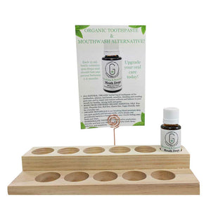 Refreshing & Restorative Mouth Drops 15 ml in Holder