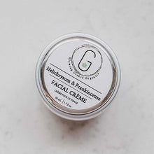 Facial Creme - Helichrysum & Frankincense glowing orchid organics with ultra-healing proprietary suitable for all types of skin
