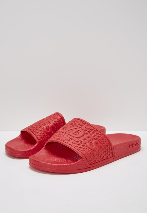 Cali Men's Red Sliders