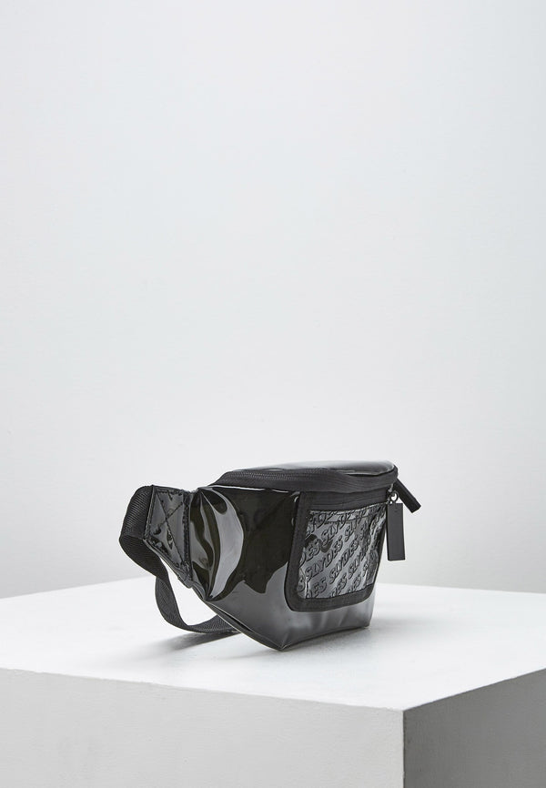 Crystal Black Bum bag