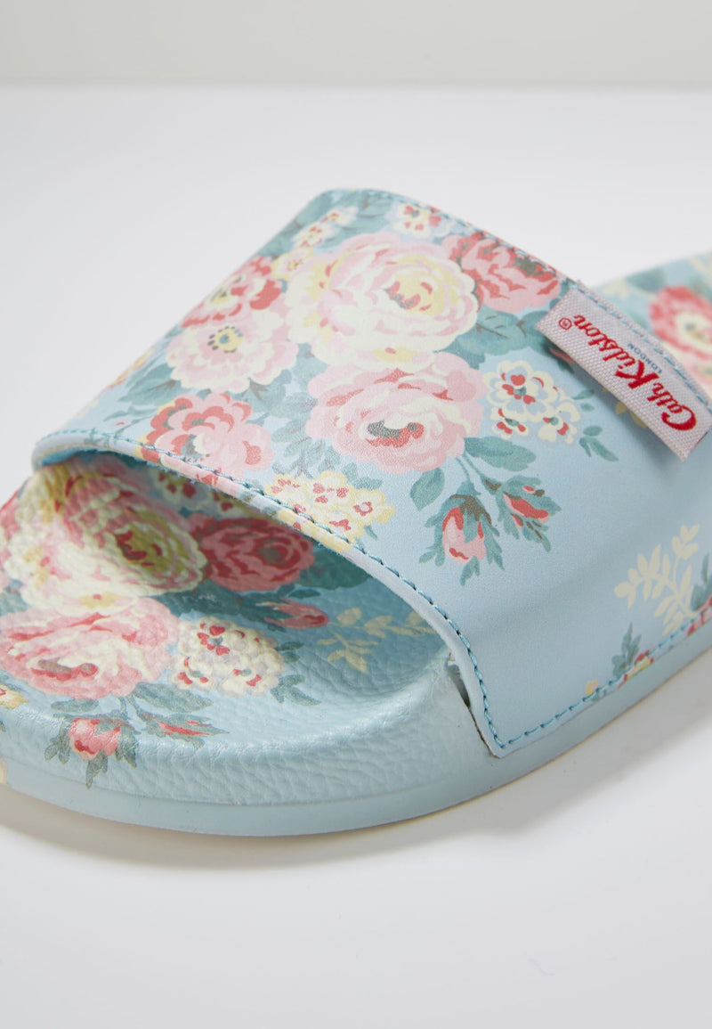 Cath Kidston x Slydes Women's Candy Flowers Sliders