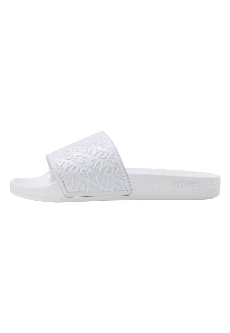Chance Women's White Sliders