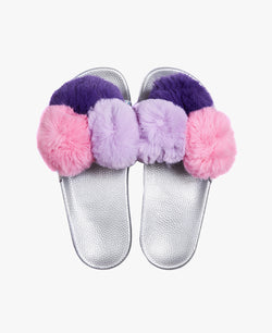 Galactic Women's Slider Sandals - 60% OFF SALE