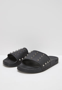 Novice Women's Black Sliders