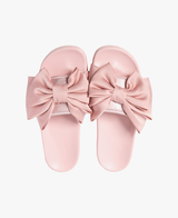 Peep Candyfloss Women's Slider Sandals - 60% OFF SALE