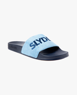 Plya Navy Men's Slider Sandals