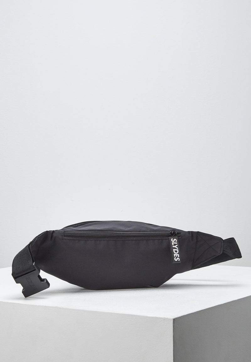 Risen Black Bum Bag