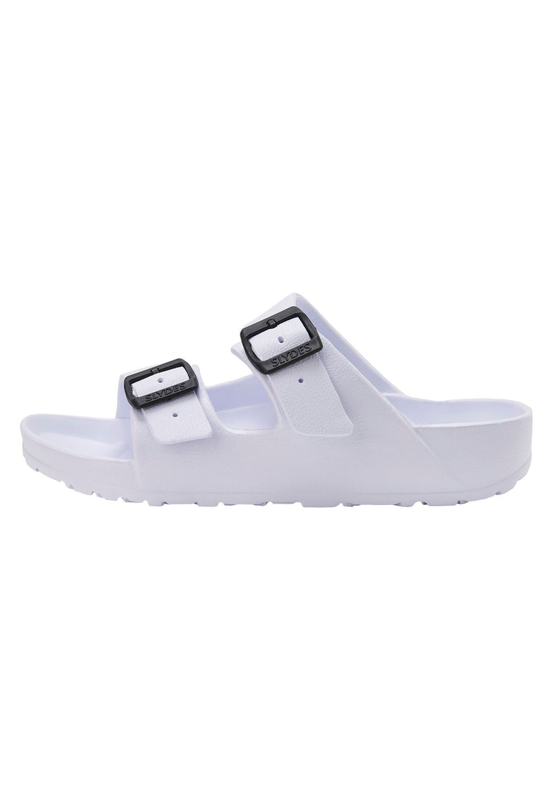 Watson Women's White Sliders