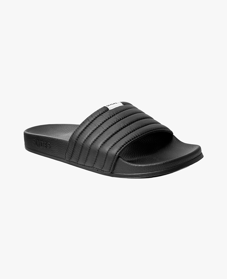 West Black Men's Slider Sandals - SALE - WAS €35,00