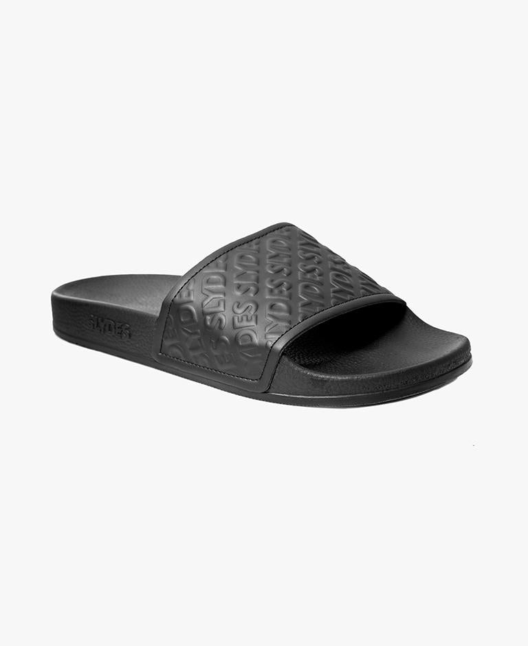 Chance Black Women's Slider Sandals - SALE - WAS €25,00