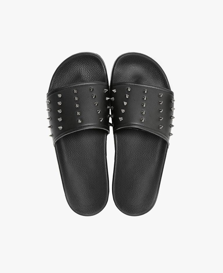 Slydes - Nova Black Sliders - The Worlds Best Sandals