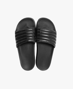 Slydes - Port Black Sliders - The Worlds Best Sandals