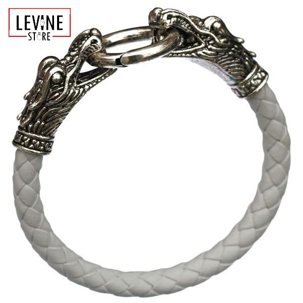 Tibetan Men Dragon Bracelet