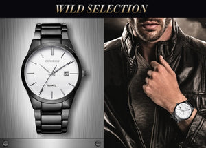 Relogio Men Business Watch
