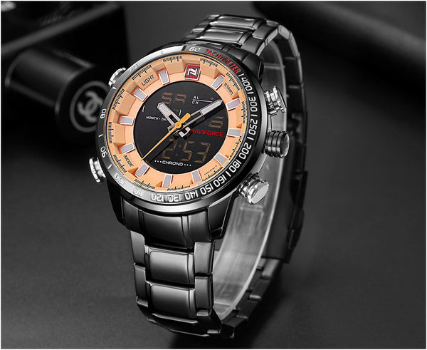 D'Angelo Men Luxury Watch