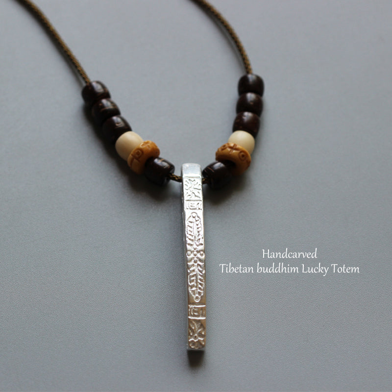 Tibetan Handmade Lucky Necklace