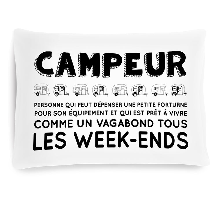 Coussin Campeur