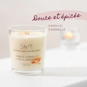 Bougie Vanille Cannelle