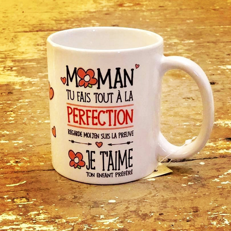 Tasse maman perfection