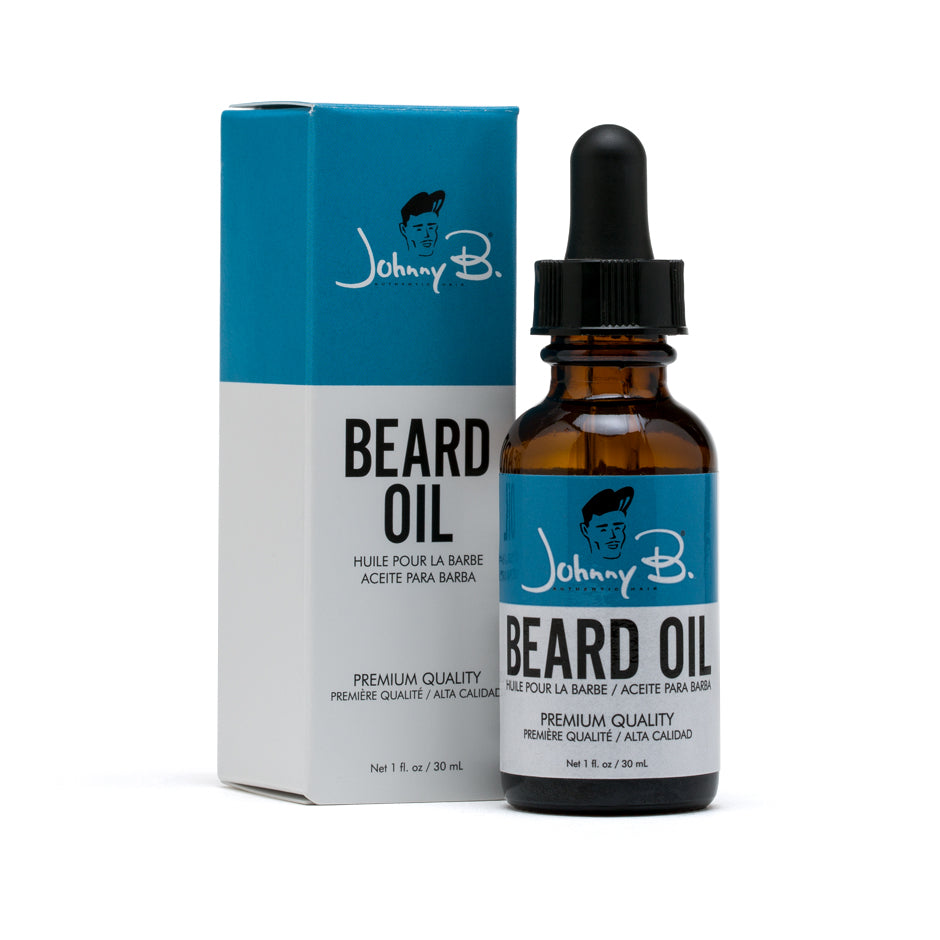 Johnny B - Beard Oil - 1 oz.
