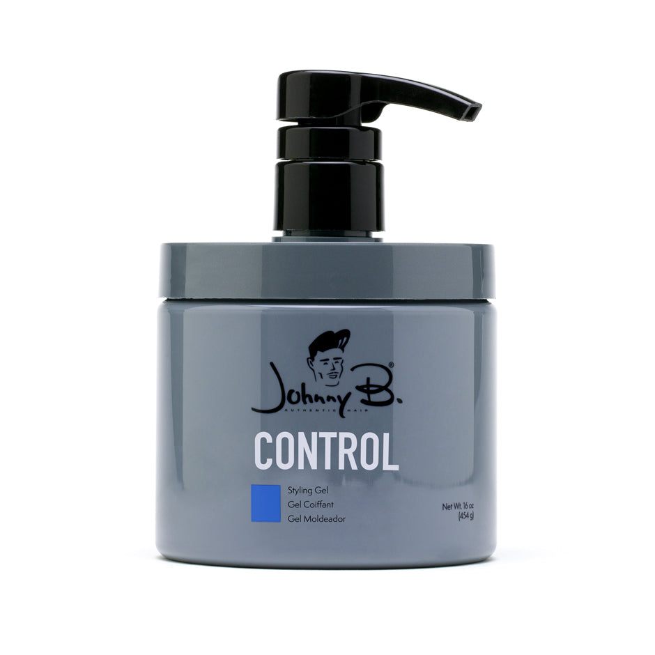 Johnny B - Control Styling Gel - 16 oz.