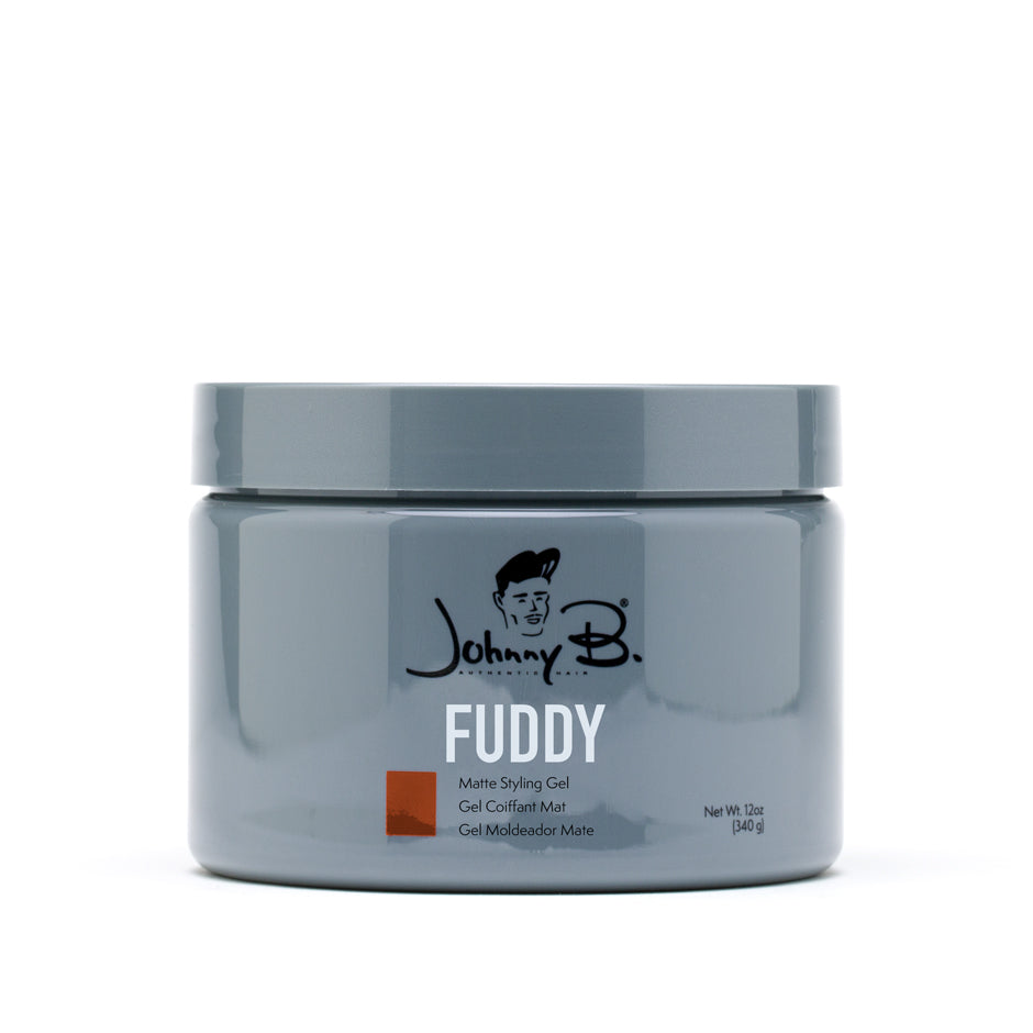 Johnny B - Fuddy Matte Gel - 12 oz.