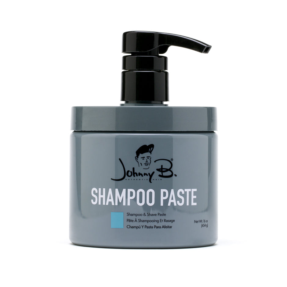 Johnny B - Shampoo Paste - 16 oz.