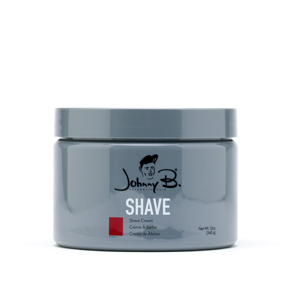 Johnny B - Shave Cream - 12 oz.