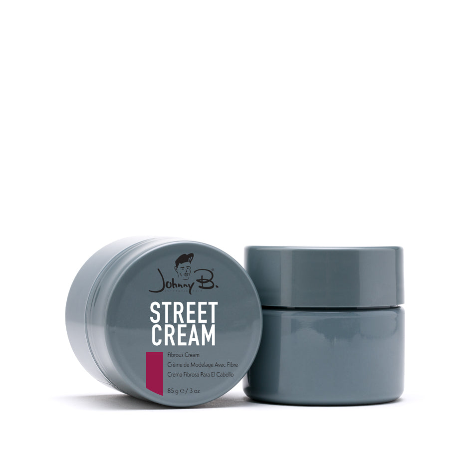 Johnny B - Street Cream - 3 oz.