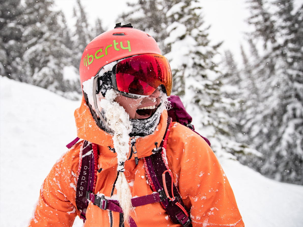 Genesis 96 Women's All-Terrain, All-Mountain, Freeride and Powder Ski