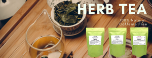 Bringing Health With Herbs. Caffeine-Free. 100% Natural. 100% Safe. All Ages