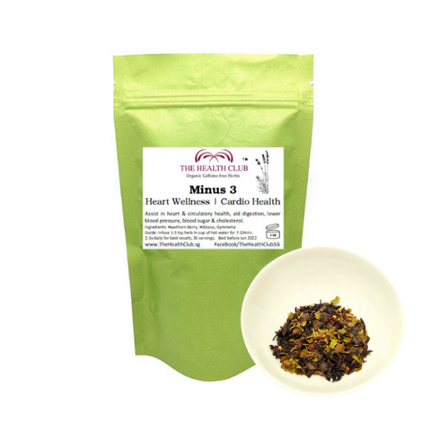 Minus3 Herbal Blend (Caffeine Free)