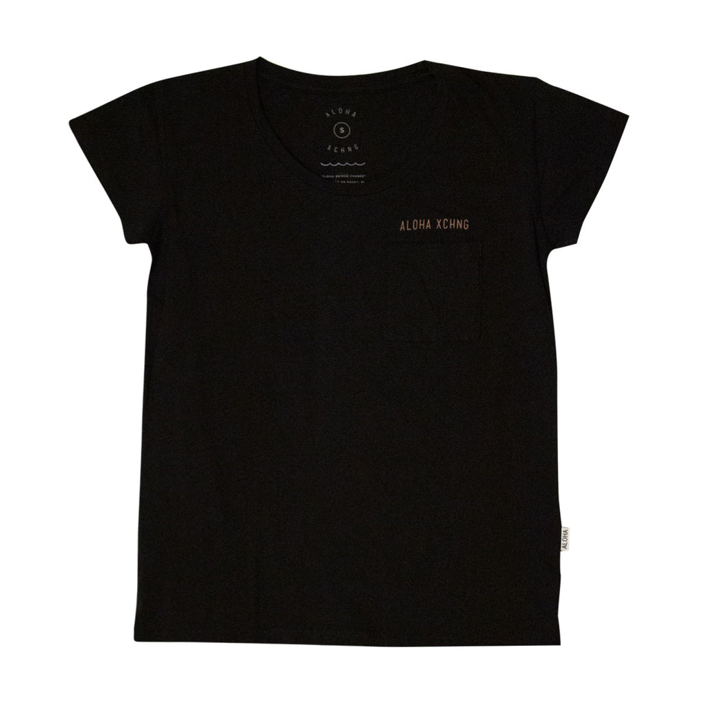 W's ABC Pocket Tee