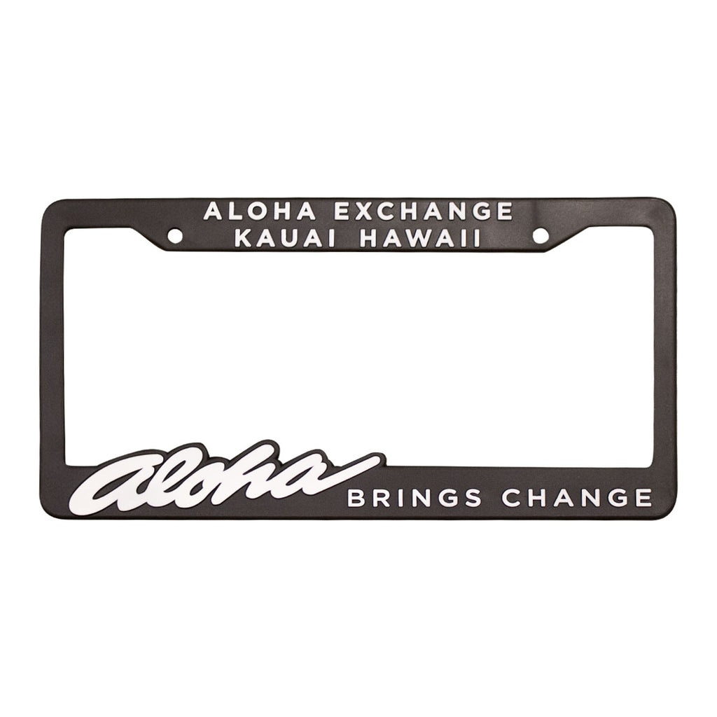 License Plate Cover's