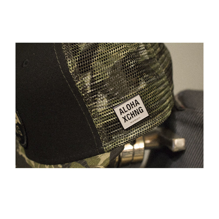 Box Logo Pin
