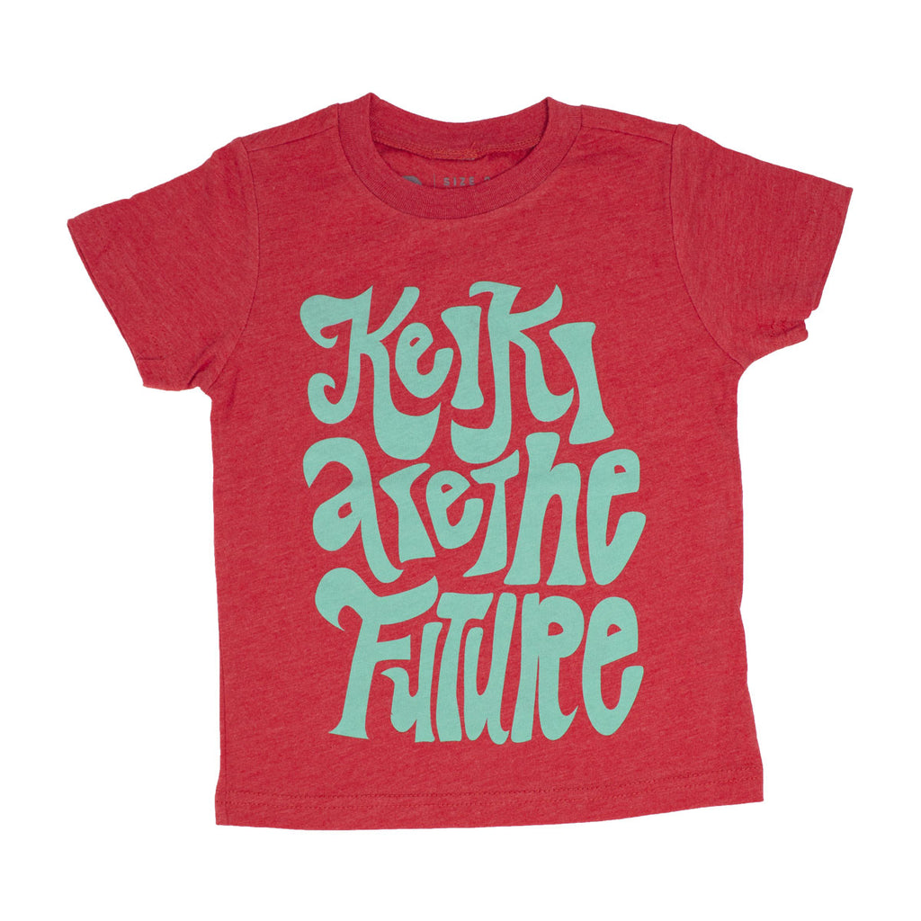 Keiki Are The Future Kids Tee