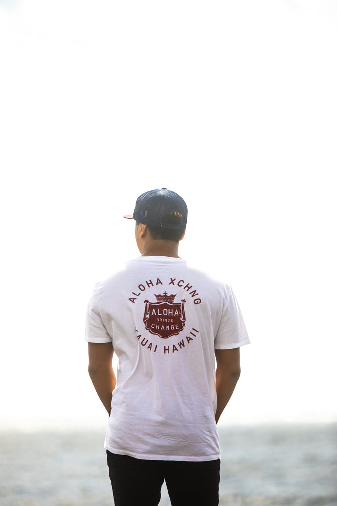Royal Men's Tee