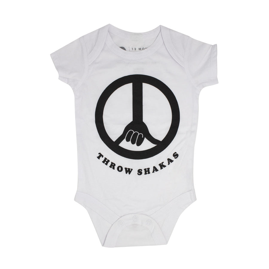 Throw Shakas Onesie