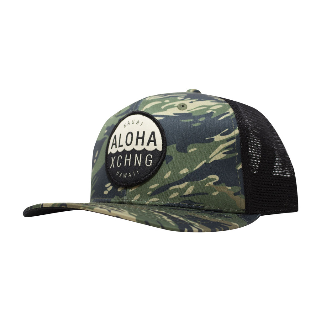 Shop Logo Structured Trucker Hat