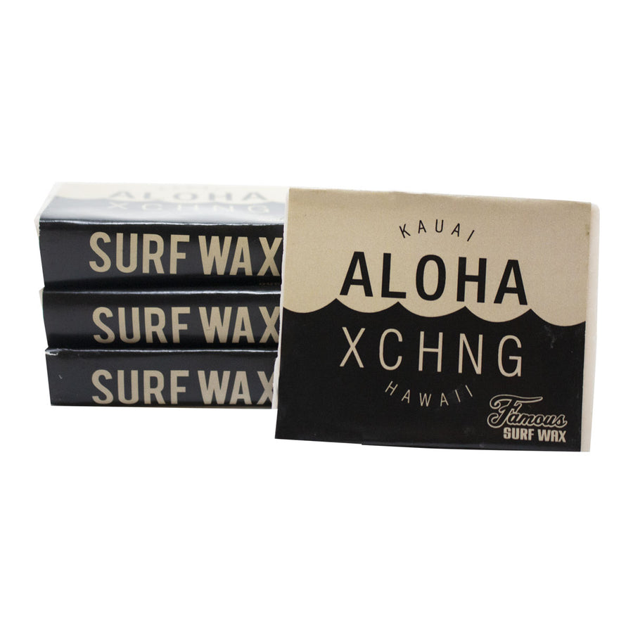 AX x Famous Surf Board Wax