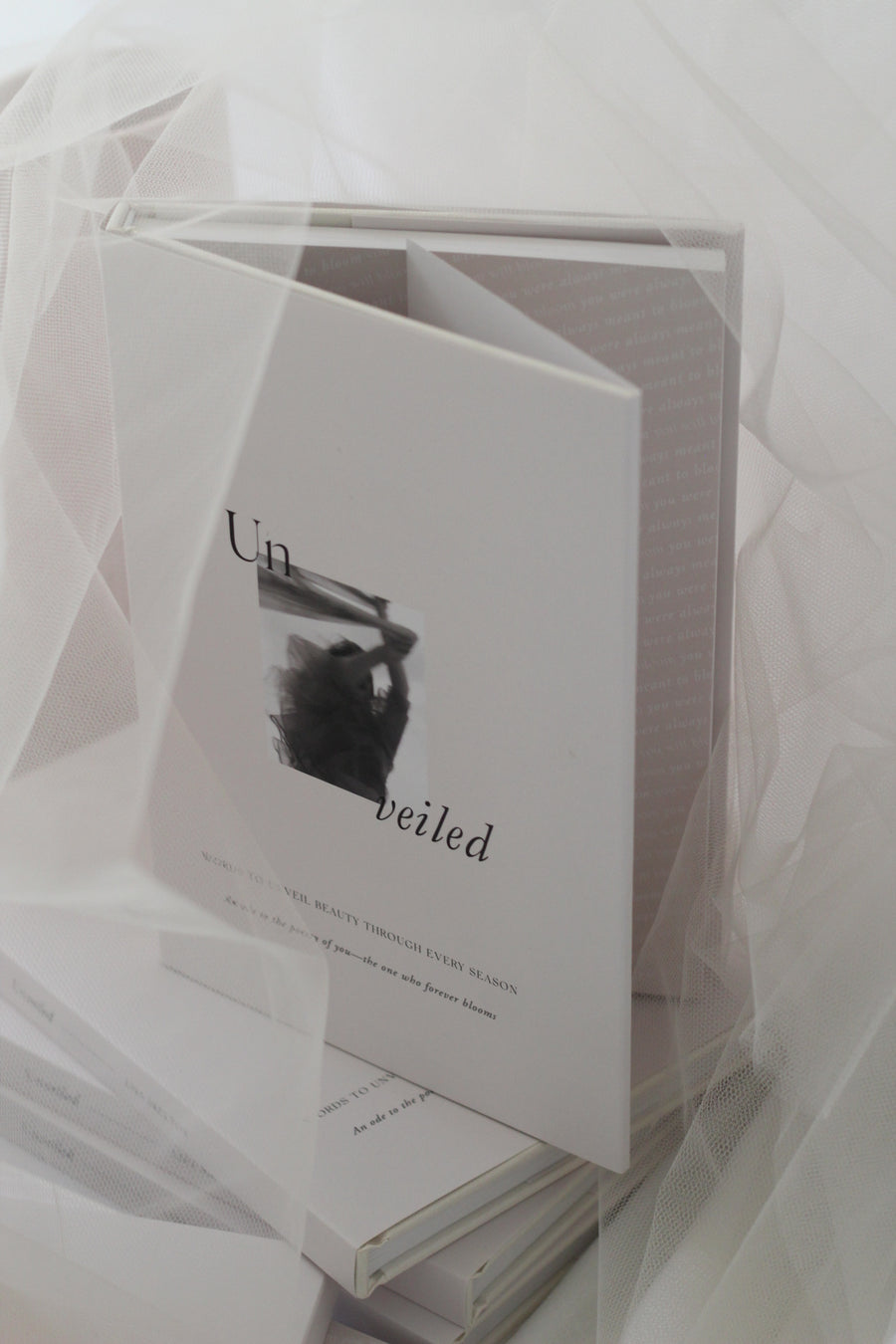 UNVEILED POETRY BOOK