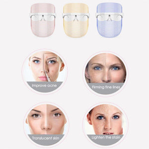 LED Therapy Facial Mask - Imoost