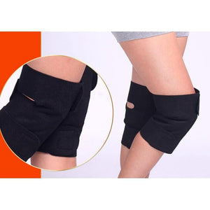 Tourmaline Magnetic Therapy Knee Support (1 Pair) - Imoost
