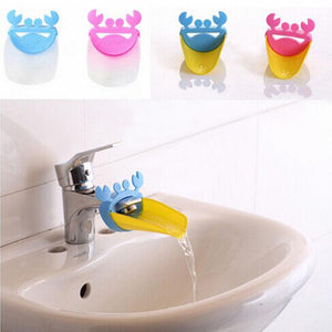 Kids Faucet Extender Washing - Imoost