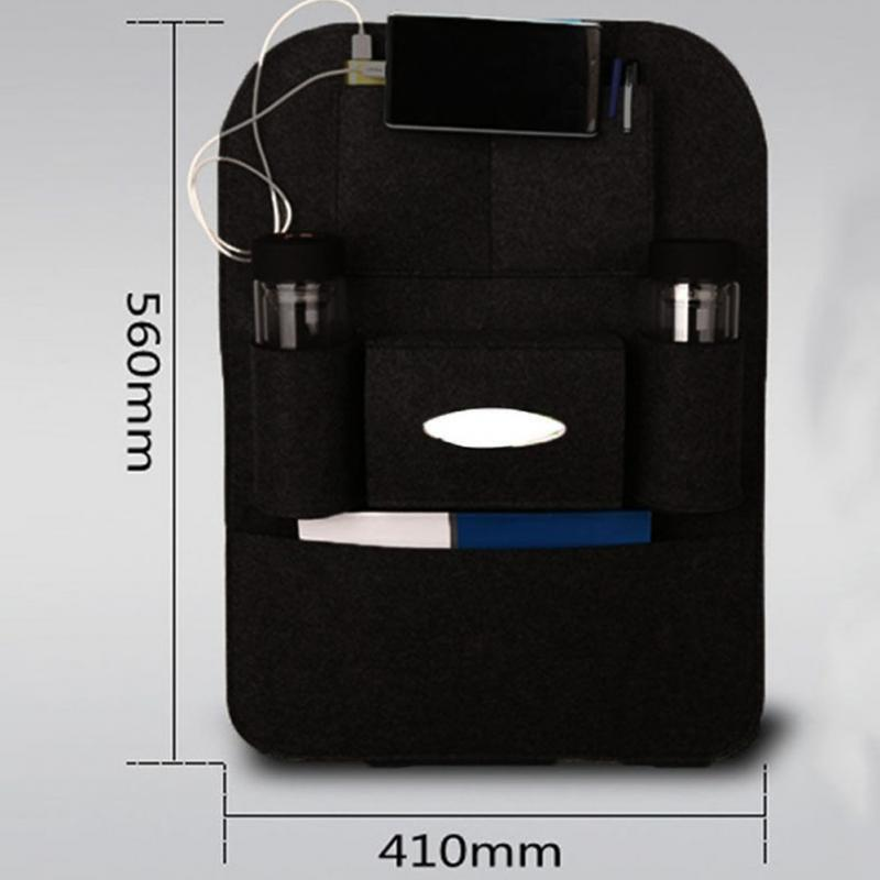Multi-Pocket Storage Bag Organizer - Imoost