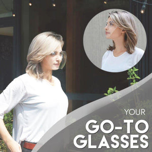 2020 New Fashion Transparent Glasses - Imoost
