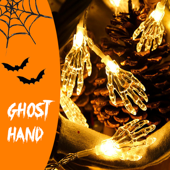 Spooky Halloween LED Lights - Imoost